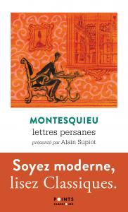 couverture Lettres persanes