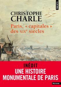 couverture Paris,