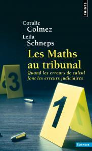 couverture Les Maths au tribunal