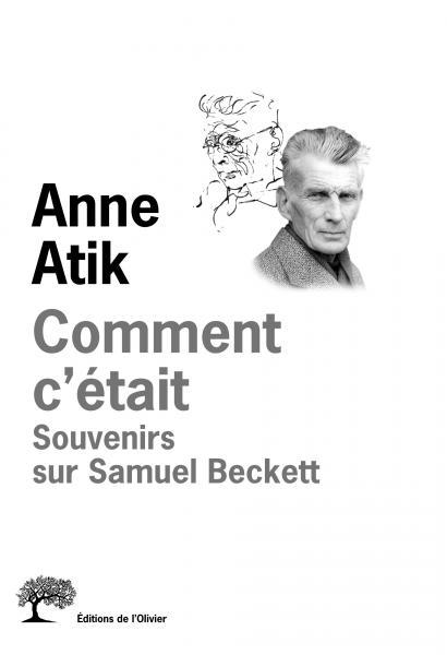 Comment c'était. Souvenirs sur Samuel Beckett
