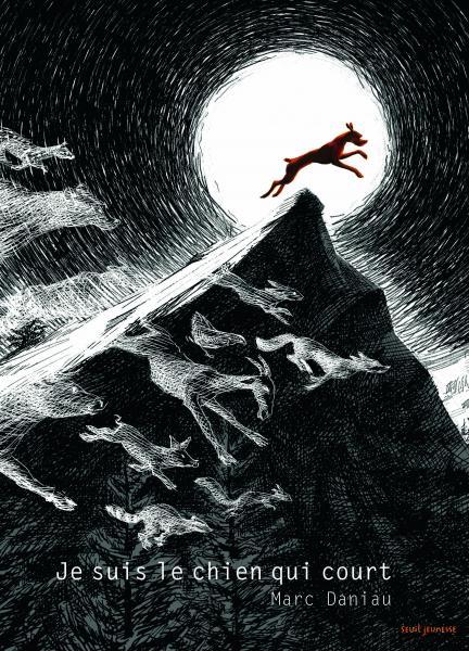 Couverture de l'ouvrage Je suis le chien qui court