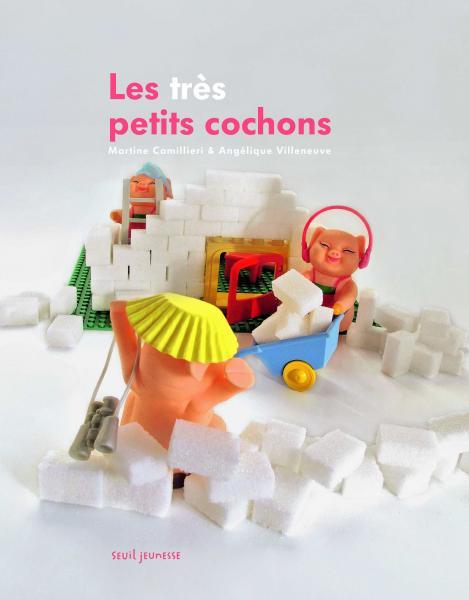 Couverture de l'ouvrage Les très petits cochons