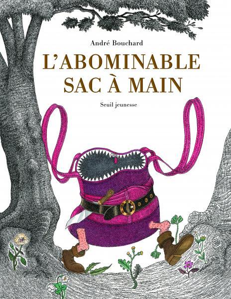 Couverture de l'ouvrage L'abominable sac à main