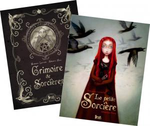 Couverture de l'ouvrage Généalogie d'une sorcière (Coffret 2 vol)