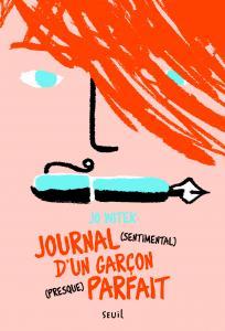 Couverture de l'ouvrage Journal (sentimental) d'un garçon (presque) parfait