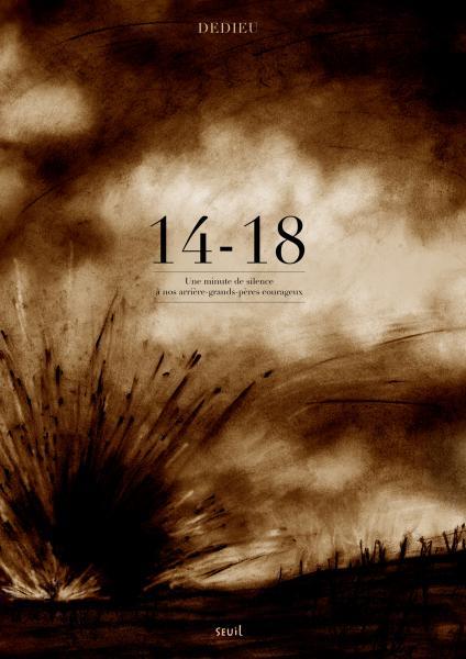 Couverture de l'ouvrage 14-18