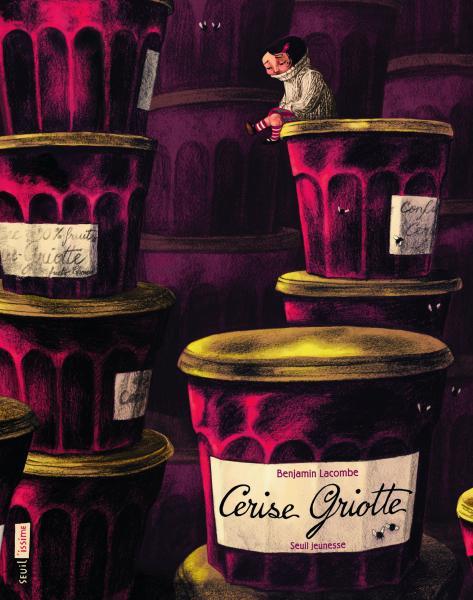 Couverture de l'ouvrage Cerise griotte