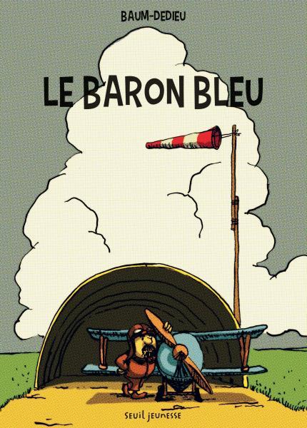 Couverture de l'ouvrage Le Baron bleu