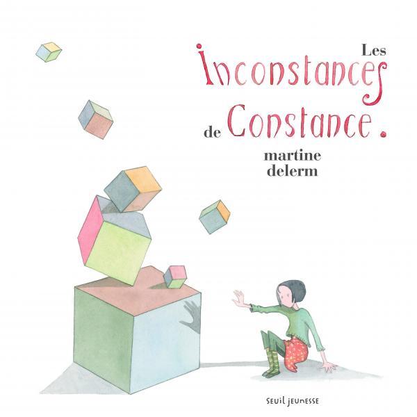 Couverture de l'ouvrage Les Inconstances de Constance