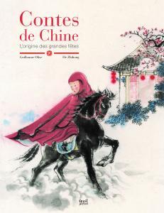 Couverture de l'ouvrage Contes de chine