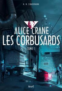 Couverture de l'ouvrage Les Corbusards