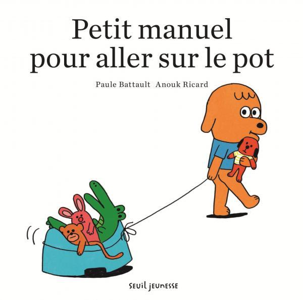 Couverture de l'ouvrage Petit manuel pour aller sur le pot