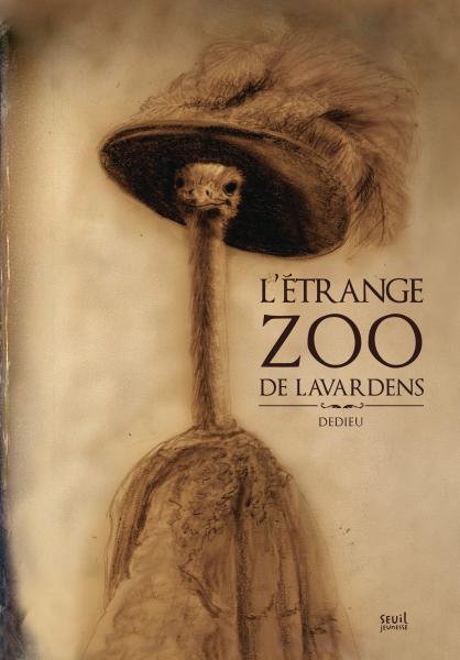 Couverture de l'ouvrage L'étrange zoo de Lavardens