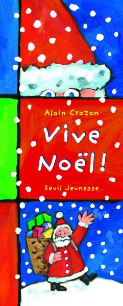 Couverture de l'ouvrage Vive Noël!