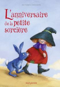 Couverture de l'ouvrage Anniversaire de la petite sorcière