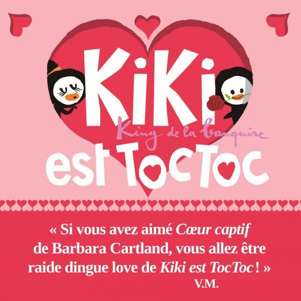 Couverture de l'ouvrage Kiki est toc toc