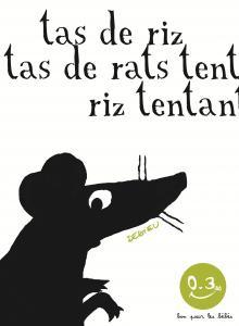 Couverture de l'ouvrage Tas de riz, tas de rats