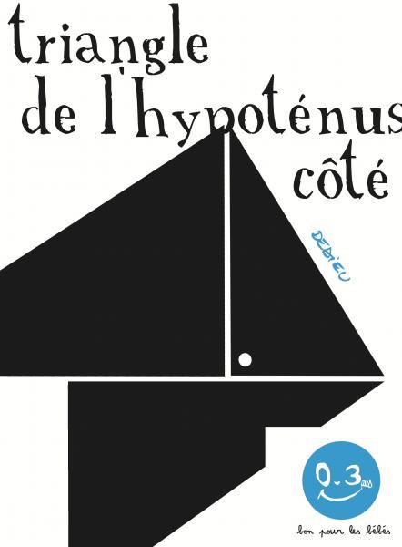 Couverture de l'ouvrage Le théorème de Pythagore