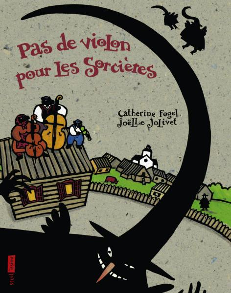 Couverture de l'ouvrage Pas de violon pour les sorcières