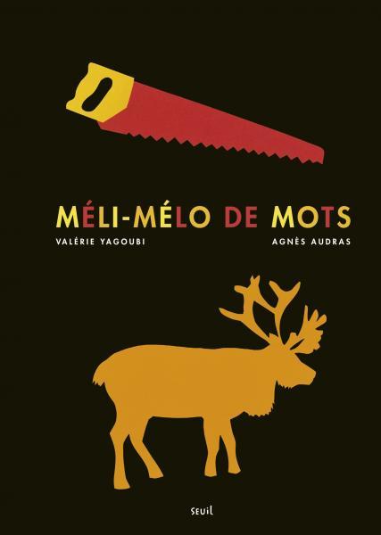 Couverture de l'ouvrage Méli-mélo de mots