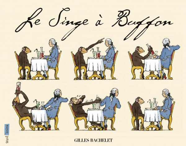 Couverture de l'ouvrage Singe à buffon