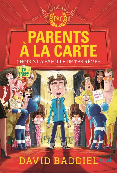 Couverture de l'ouvrage Parents à la carte