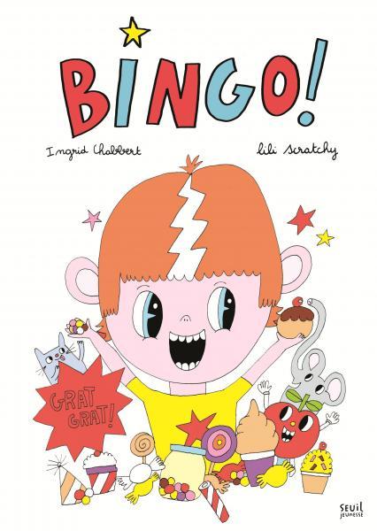Couverture de l'ouvrage Bingo !