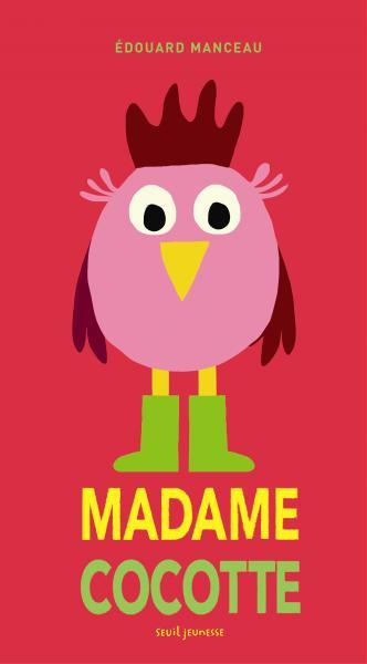 Couverture de l'ouvrage Madame Cocotte