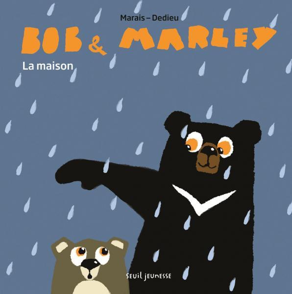 Couverture de l'ouvrage Bob et Marley