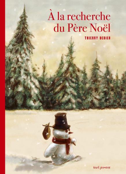 Couverture de l'ouvrage À la recherche du Père Noël