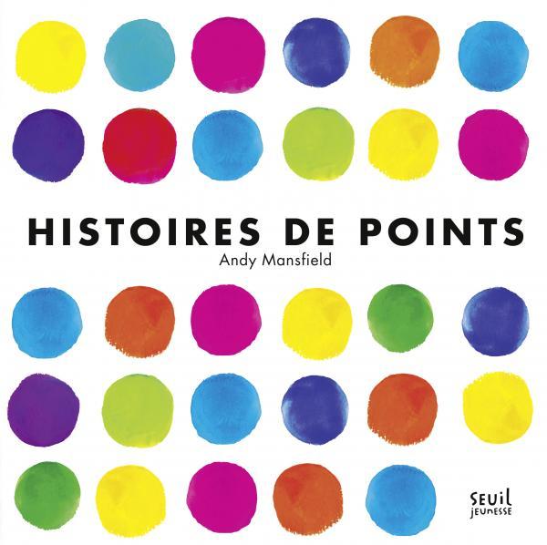 Couverture de l'ouvrage Histoires de points