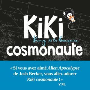 Couverture de l'ouvrage Kiki cosmonaute