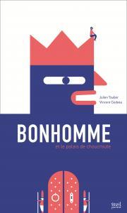 Couverture de l'ouvrage Bonhomme et le palais de choucroute