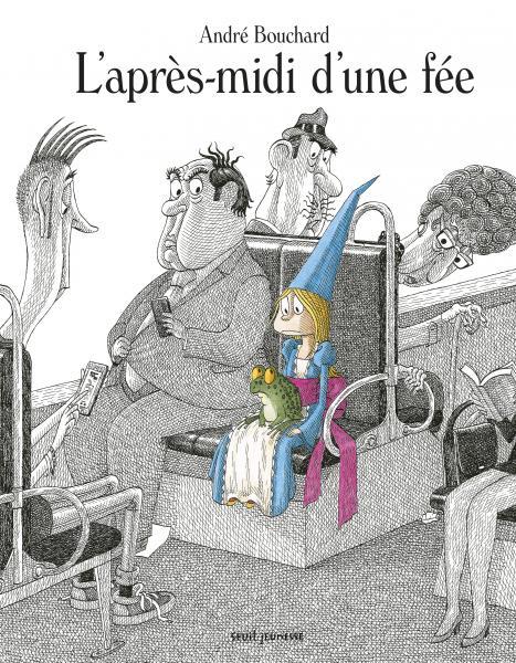 Couverture de l'ouvrage L'Après-midi d'une fée