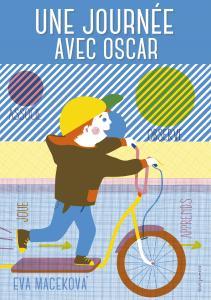Couverture de l'ouvrage Une journée avec Oscar