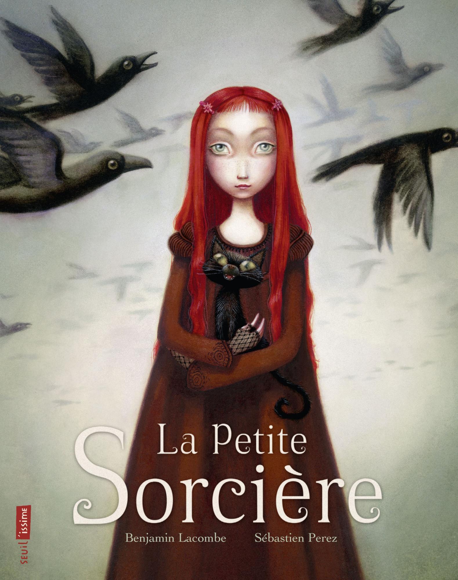 """Résultat de recherche d'images pour """"la petite sorcière benjamin lacombe poche"""""""