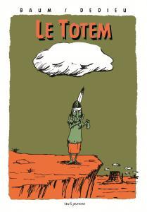Couverture de l'ouvrage Le Totem