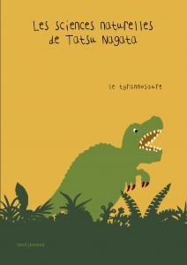 Couverture de l'ouvrage Le Tyrannosaure