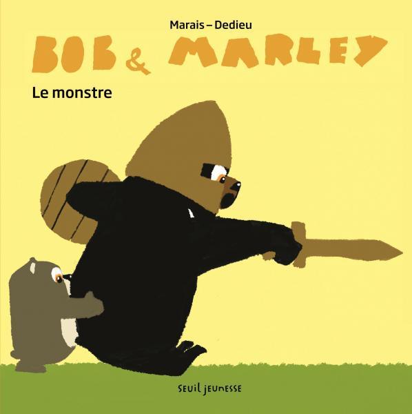 Couverture de l'ouvrage Le Bob et Marley