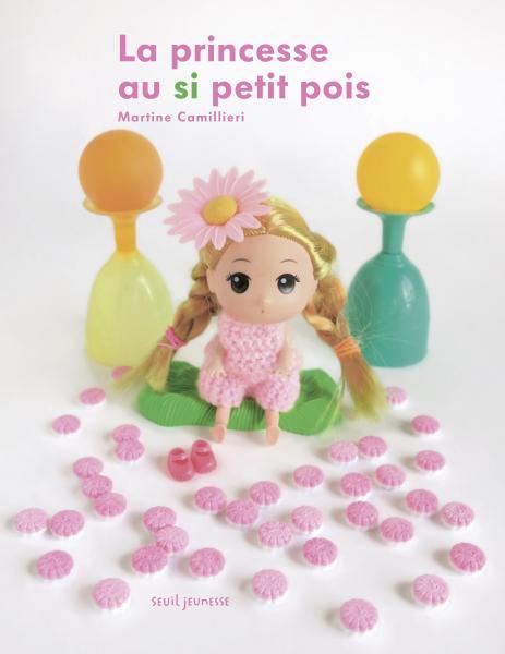 Couverture de l'ouvrage La Princesse au si petit pois