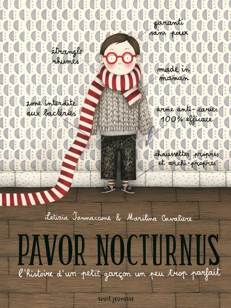 Couverture de l'ouvrage Pavor Nocturnus