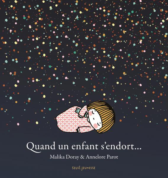 Couverture de l'ouvrage Quand un enfant s'endort...
