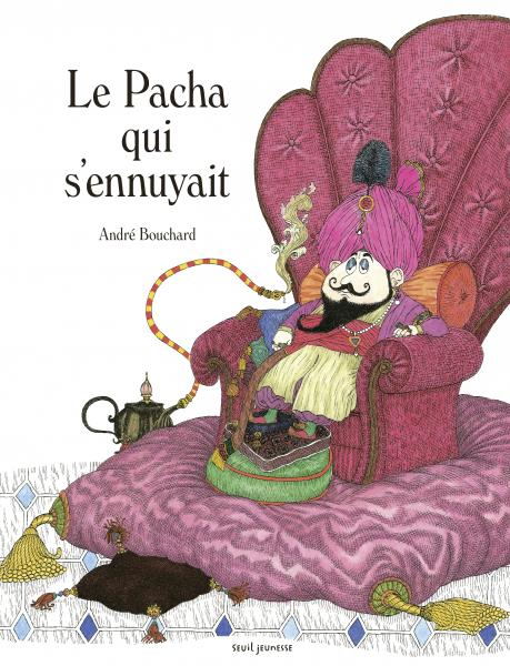 Couverture de l'ouvrage Le Pacha qui s'ennuyait