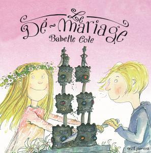 couverture Le Dé-mariage