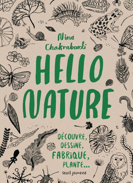 Couverture de l'ouvrage Hello nature