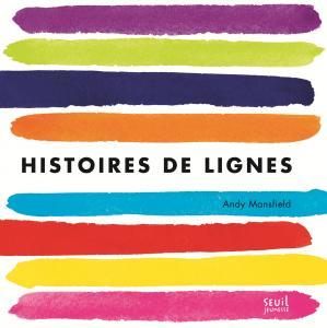 Couverture de l'ouvrage Histoires de lignes