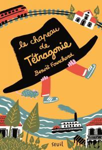 Couverture de l'ouvrage Le Chapeau de Tétragonie