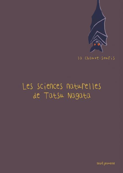 Couverture de l'ouvrage La Chauve-souris