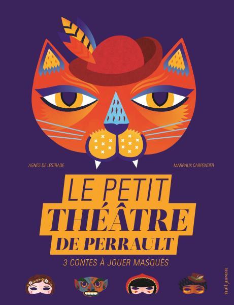Couverture de l'ouvrage Le Petit Théâtre de Perrault
