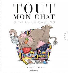 Couverture de l'ouvrage Tout mon chat